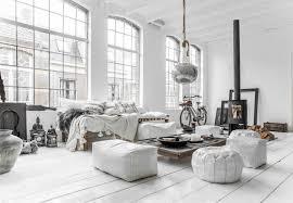 Scandinavian Interior Design Ideas - White interior design ideas