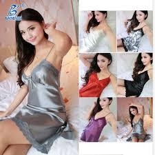nightwear for honeymoon hot honeymoon silk lace nightwear women nighty