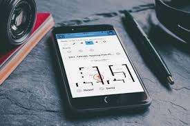 Floor Plan Application The Forfront Developed App Redefining The Property Industry