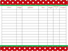 christmas shopping printable archives my suburban kitchen