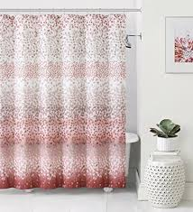 Doc Mcstuffins Shower Curtain - dobby fabric shower curtain ombre design 72