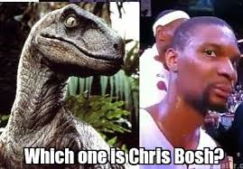 Meme Generator Raptor - meme creator which one is chris bosh