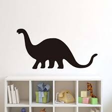 compare prices on nursery wall murals online shopping buy low funny cut late jurassic brontosaurus wall sticker baby room home decor pvc self adhesive dinosaur wall