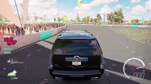 build a cadillac escalade forza horizon 3 escalade build