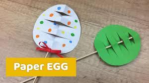 super simple easter egg decoration great easter craft for kids