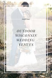Wisconsin Wedding Venues Elizabeth Haase Photographywisconsin Rustic Barn Wedding Venues