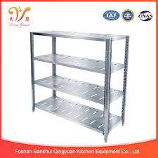 Kitchen Storage Shelves by Stainless Steel Kitchen Storage Shelf Rack Stainless Steel