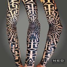 geometric tattoos by swiss tattoo artist vuing com