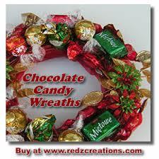 candy wreath chocolate candy wreaths 1 jpg