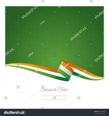Color Of Irish Flag Abstract Color Background Irish Flag Stock Vector 230768890