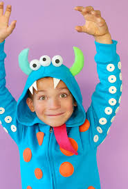 25 amazingly easy halloween costumes for kids monster costumes
