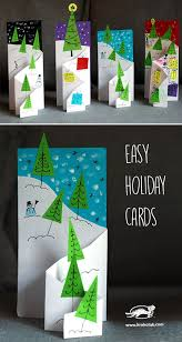 Arts And Crafts Christmas Cards - 773 best kids u0027 christmas activities images on pinterest