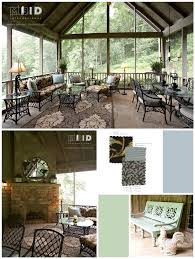 outdoor living screened in patio design north carolina vacation