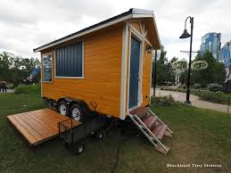 mobile studio by blackbird tiny homes