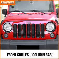 jeep light bar grill jeep wrangler grille jeep wrangler grille suppliers and