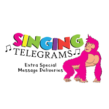 singing birthday delivery singing telegrams home