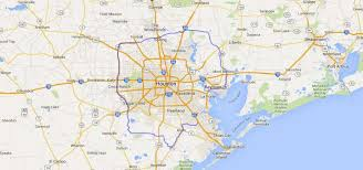 of houston cus map now that grand parkway is open from i 45 to u s 59 see how big