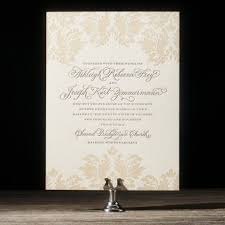 damask wedding invitations damask wedding invitations from figura