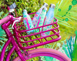 starbucks lilly pulitzer swell the lilly pulitzer x starbucks collaboration is available online