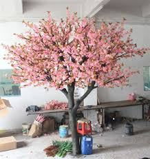 artificial trees pine cherry blossoms for indoor jpg 670 708