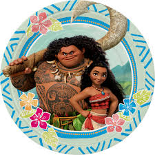 party city halloween plates disney moana birthday cake plates disney moana party supplies