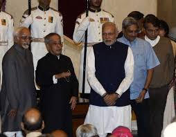 Who Appoints The Cabinet Members 21 New Ministers Inducted Into Modi Cabinet The Hindu