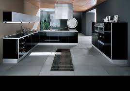 cuisine en verre cuisine verre noir