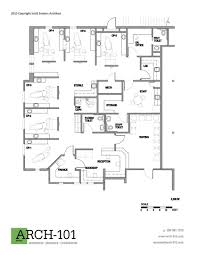 floor plan finance orthodontic office floor plans