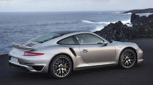 porsche 911 back 2014 porsche 911 turbo s drive review autoweek