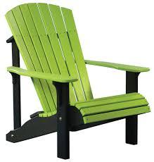 Best Patio Furniture For Florida - deluxe adirondack chair polywood dutch haus custom furniture