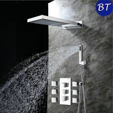 Bath And Shower Sets Popular Shower Mixer Set Buy Cheap Shower Mixer Set Lots From