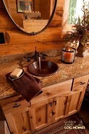 Diy Rustic Bathroom Vanity - rustic bath vanity foter