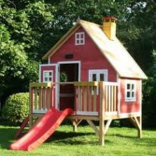 Backyard Clubhouse Plans outdoor playhouse plans with loft interior picture loft ladder