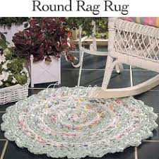 Easy Crochet Oval Rug Pattern Easy Rag Rug Directions Rag Rug Crochet Pattern Rag Rugs