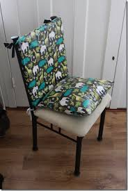 Booster Seat Dining Chair Big Boy Dining Chair Booster Seat Tutorials Sew Baby And Grandkids