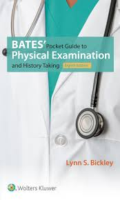 bates u0027 pocket guide to physical examination and