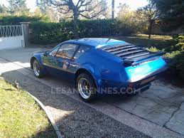 renault alpine a310 interior used alpine renault your second hand cars ads
