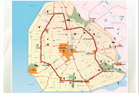 tulip festival map transport to tulpenfestival accessible travel netherlands