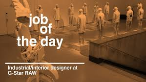 Interior Design Job Search by Job Of The Day Industrial And Interior Designer At G Star Raw In