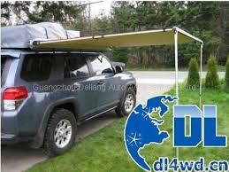 Retractable Awning Accessories 4x4 Accessories Retractable Car Side Awning Aw 1 Deliang