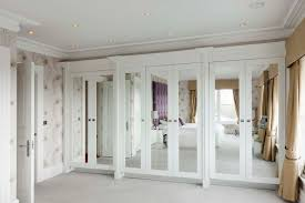 Mirror Doors For Closet Lowes Closet Doors With Brown Curtains And Mirror Door Closet And