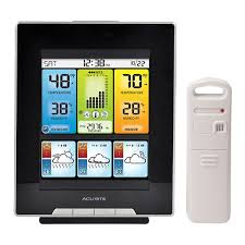 amazon com acurite 02007 digital home weather station with