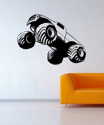 77 sticker decal monster truck images monster