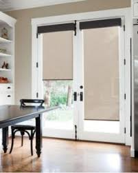 How To Make Roman Shades For French Doors - mounted from ceiling roman blinds kitchen inspiration ideas