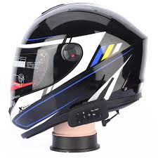 r4 motorcycle bluetooth helmet intercom headset for 4 riders bt