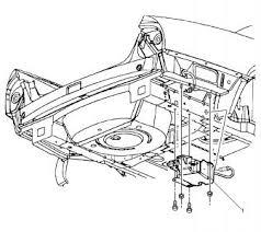 2004 cadillac escalade rear air shocks 1999 cadillac sts rear air compressor for rear shocks