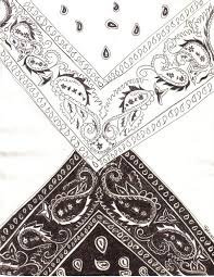 46 best bandana tattoo designs images on pinterest gangsters