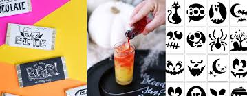 Halloween Mini Cakes by Momathon Blog Halloween Costume And Decorating Tips