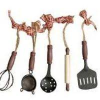 miniature kitchen utensils tree ornaments decore