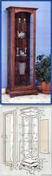 Mission Style Curio Cabinet Plans Plans To Build Curio Cabinets Plans Pdf Download Curio Cabinets